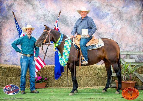 Peter Morris Kingsley Custom Saddles Rookie Challenge Sinful Destiny.jpg