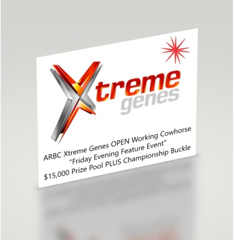 xtreme genes open working cowhorse